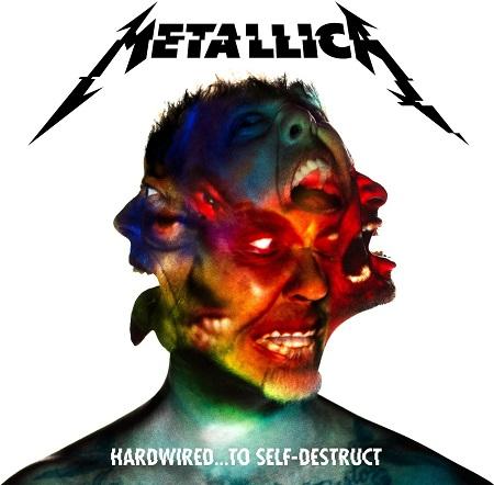 METALLICA – Hardwired… To Self Destruct