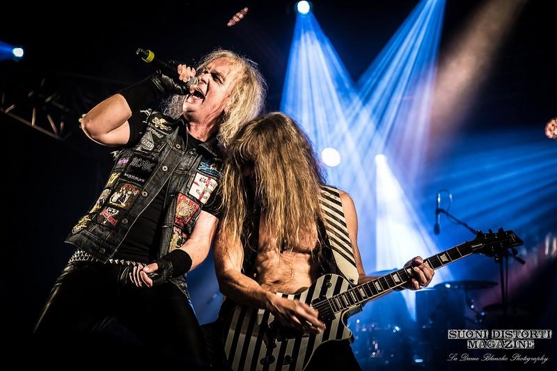GRAVE DIGGER, DOMINE e altri all'Ambira Metal Fest: le foto della serata