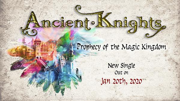 Nuovo singolo e video per gli Ancient Knights