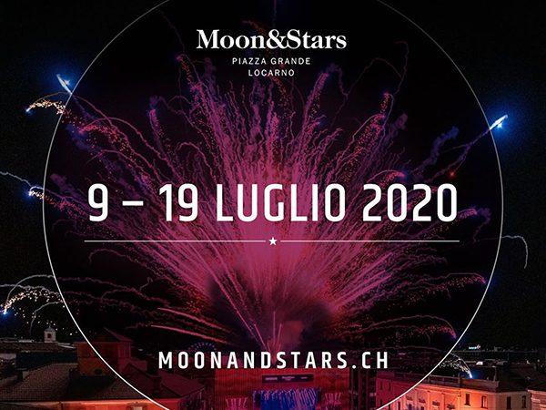Moon & Stars Festival 2020 a luglio a Locarno