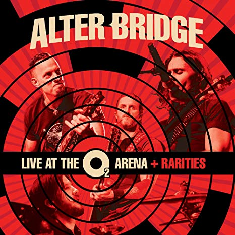 ALTER BRIDGE – Live at the 02 Arena + Rarities