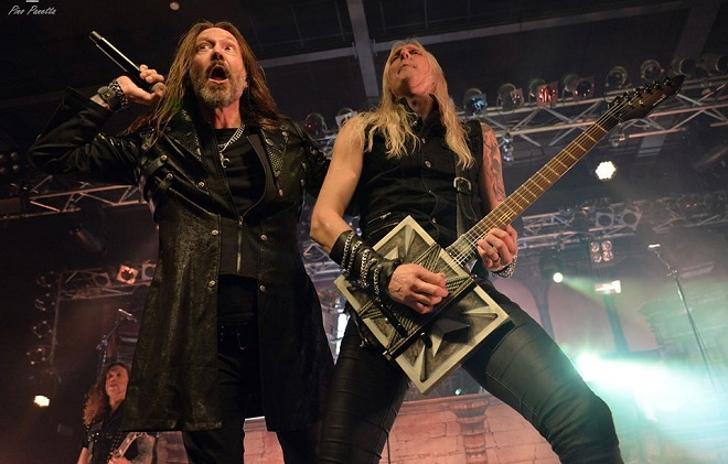 "HAMMERFALL: il video di ""Never Forgive, Never Forget"" dal prossimo live album"