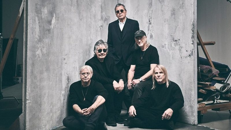Deep Purple: arriva il nuovo album 'Woosh!', ecco tutti i dettagli
