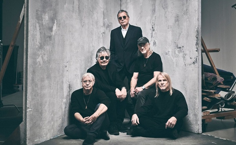 DEEP PURPLE: il video di 'Throw My Bones', in anteprima dal nuovo disco
