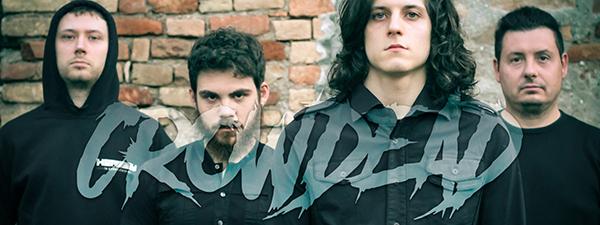 Debut album per i Crowdead
