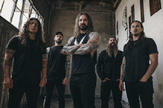 AS I LAY DYING: ascolta la nuova 'Destruction Or Strength' in streaming