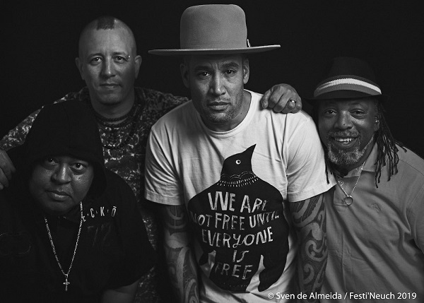 Ben Harper & The Innocent Criminals: salgono a 6 le date in Italia per questa estate