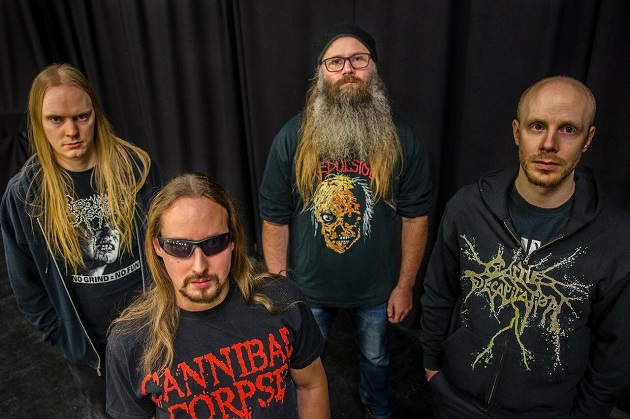 DERANGED: il video di 'Carnal Provision For The Rotten Masses', dal nuovo disco