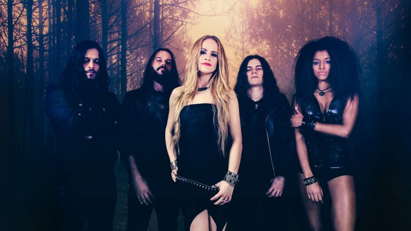 FROZEN CROWN: il nuovo video di 'In the Dark'