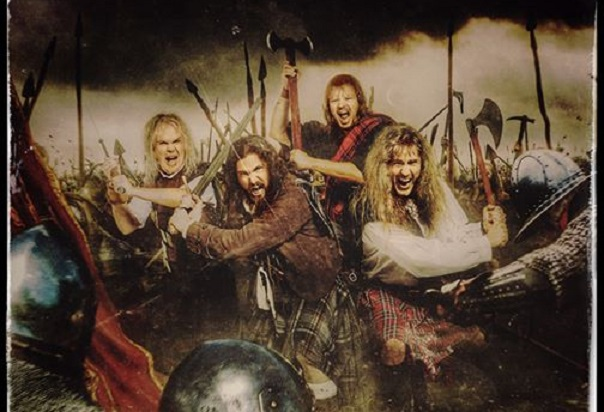 GRAVE DIGGER: il nuovo album 'Fields Of Blood' e il singolo 'All For The Kingdom'