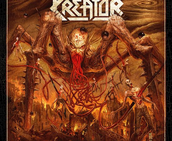 KREATOR: a sorpresa il nuovo singolo '666 – World Divided', guarda il video