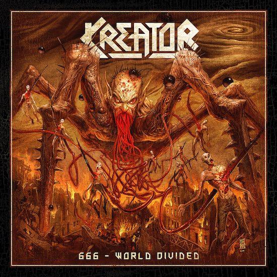 KREATOR: a sorpresa il nuovo singolo '666 – World Divided', guarda il video
