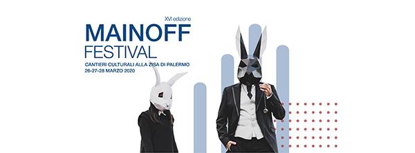 MainOFF Festival, a marzo a Palermo