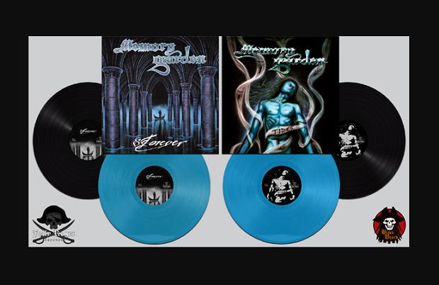 MEMORY GARDEN: gli album 'Forever' e 'Tides' per la prima volta in vinile