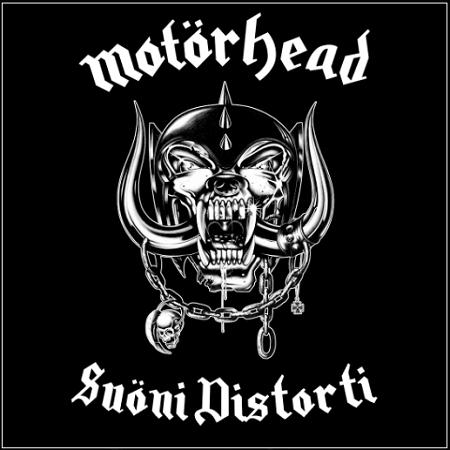 MOTÖRHEAD: personalizza la tua t-shirt con il nome