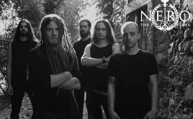 NERO OR THE FALL OF ROME: il nuovo singolo 'The Cross of Nero' con lyric video