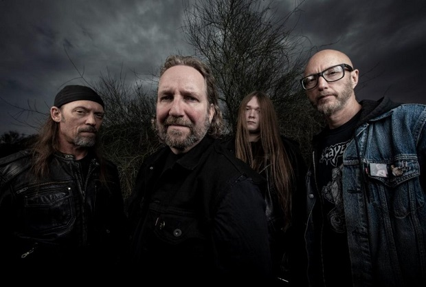 SACRED REICH: il video di 'Salvation'