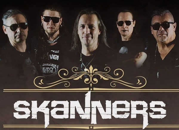 SKANNERS: disponibile il video di 'Cut My Heart'