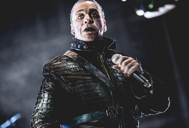 LINDEMANN: lo streaming di 'Blut', dal nuovo 'Live In Moscow'