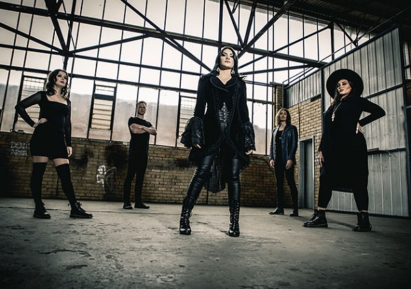 VICTORIA K: in arrivo l'album 'Essentia', fuori il video di 'The Haunting'