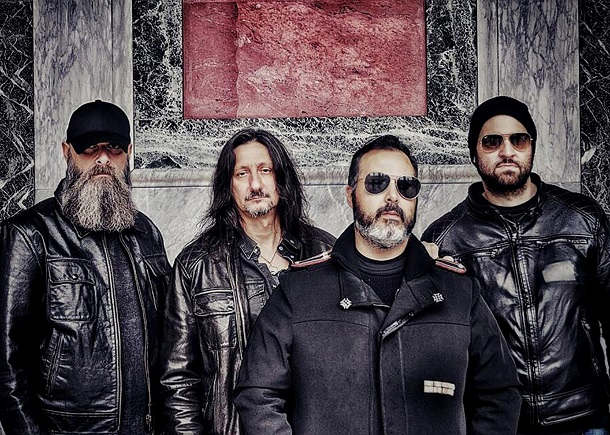 WITCHES OF DOOM: ascolta l'album 'Funeral Radio' in anteprima streaming
