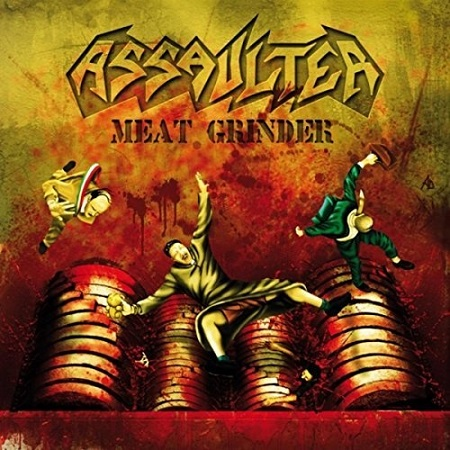 ASSAULTER – Meat Grinder