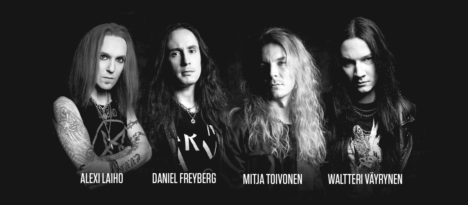BODOM AFTER MIDNIGHT: debut album in lavorazione