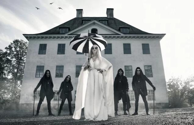 DARK SARAH: il lyric video di 'Melancholia', anticipazione dal nuovo disco