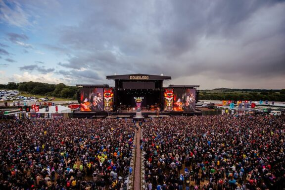 DOWNLOAD FESTIVAL 2022: altre 70 band confermate