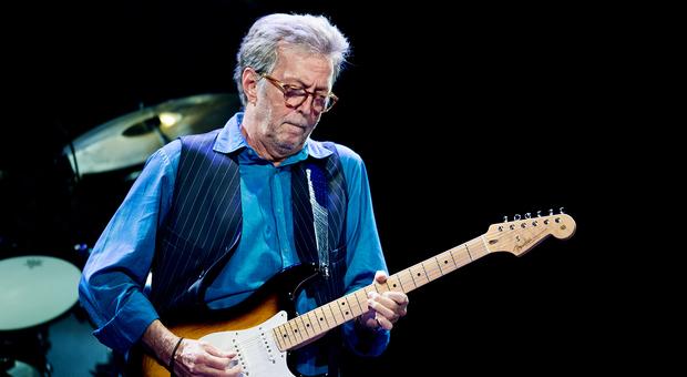 Eric Clapton: tour europeo spostato al 2021