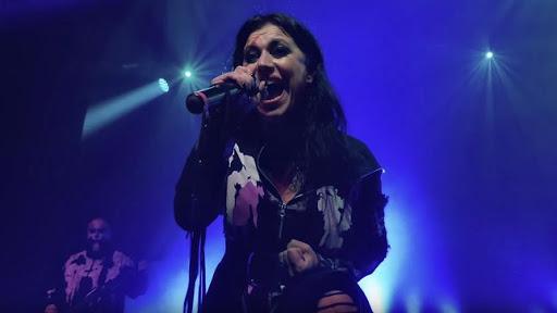 LACUNA COIL: online il video live di 'Save Me'