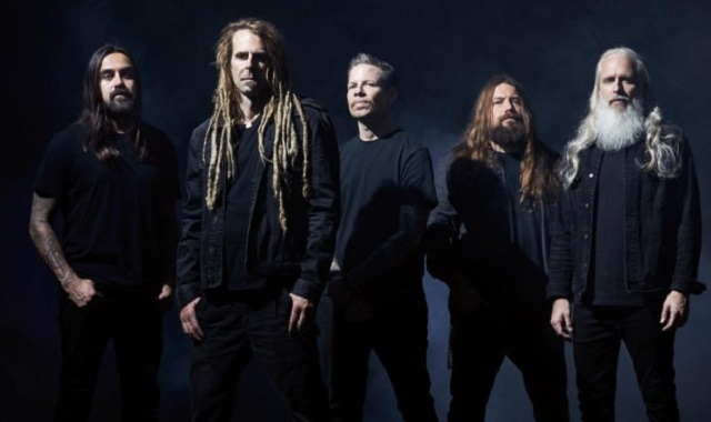 LAMB OF GOD: guarda il video della nuova 'Ghost Shaped People'