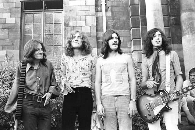 LED ZEPPELIN: salta fuori una registrazione live inedita del 1969