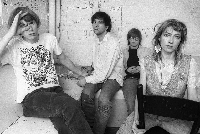SONIC YOUTH: disponibili in streaming 12 interi concerti