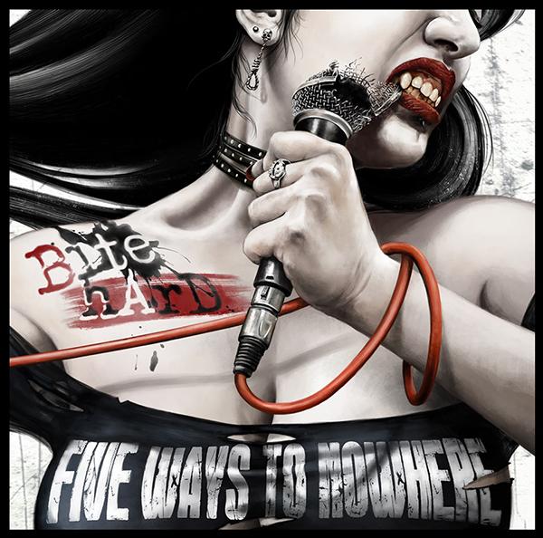 """Bite Hard"", nuovo album per i FIVE WAYS TO NOWHERE"