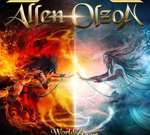 ALLEN/OLZON – Worlds Apart