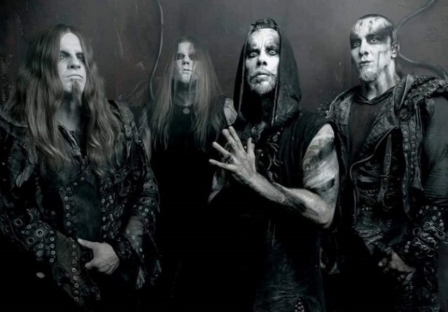 BEHEMOTH: il video di 'A Forest' (THE CURE cover) con Niklas Kvarforth (SHINING)