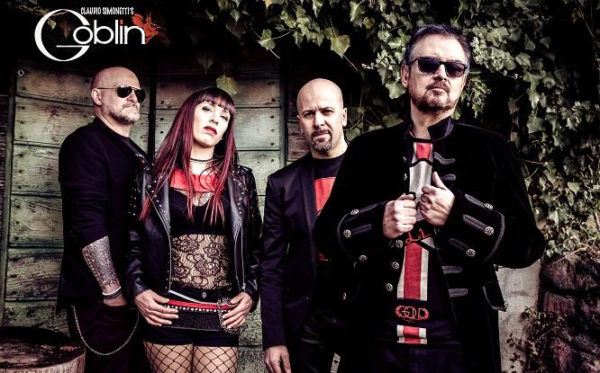 """CLAUDIO SIMONETTI'S GOBLIN: aggiunte delle date al """"The Devil Is Back Tour"""""""