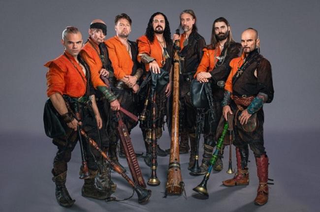 CORVUS CORAX: i video dei nuovi singoli 'Yggdrasill' e 'Ragnarok'