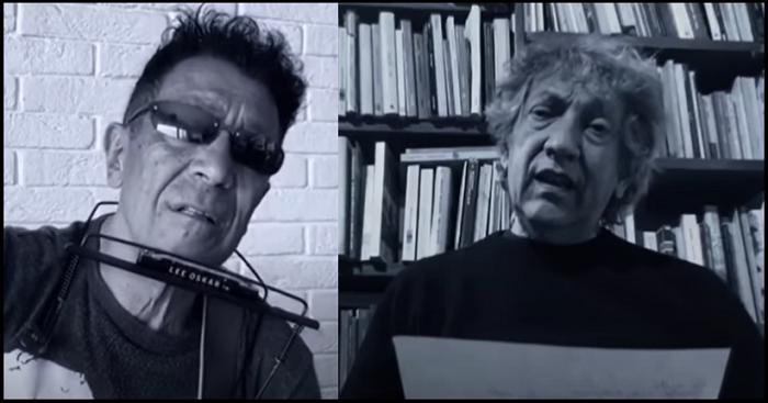 EDOARDO ed EUGENIO BENNATO: il video di 'La realtà non può essere questa', composta in quarantena