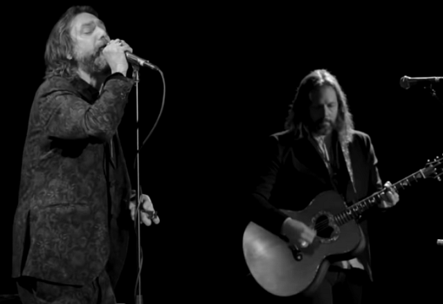 THE BLACK CROWES: ascolta il brano inedito 'Charming Mess'