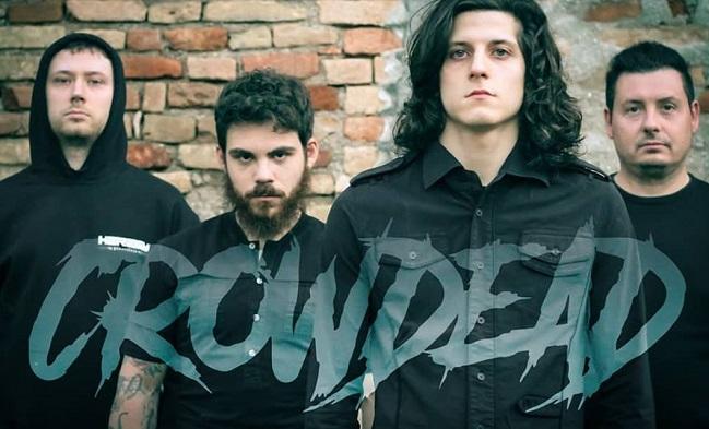 """""""Overload"""", il nuovo video dei CROWDEAD"""