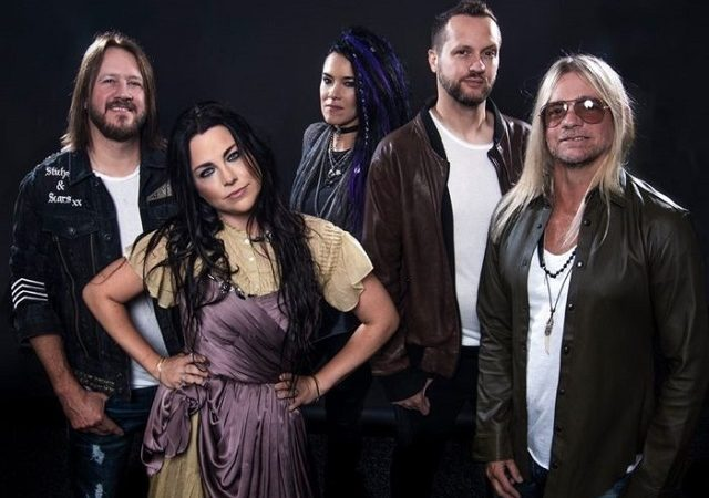 EVANESCENCE: ascolta 'Wasted On You', in anteprima dal nuovo album