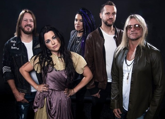 "EVANESCENCE: il video di ""Use My Voice"" il nuovo singolo"