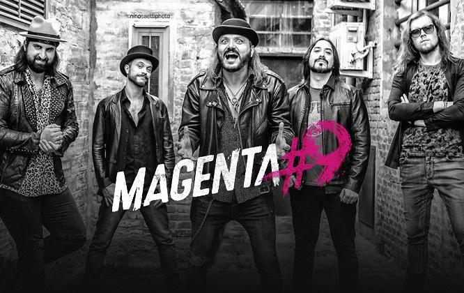 MAGENTA#9: si presentano con il singolo 'Non Si Può'