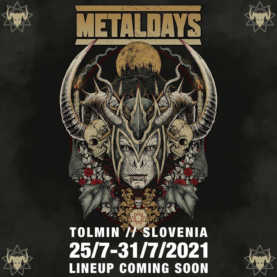 Metaldays: le date dell'edizione 2021