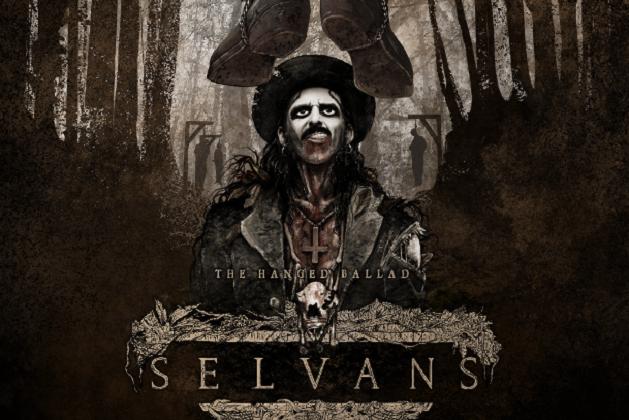 SELVANS: fuori la cover di 'The Hanged Ballad' (DEATH SS) e nuovo Ep in arrivo