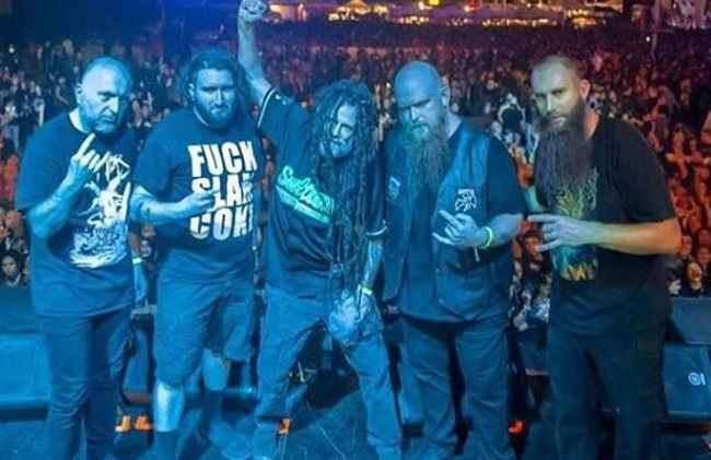 SIX FEET UNDER: Chris Barnes ha spoilerato il titolo del nuovo album