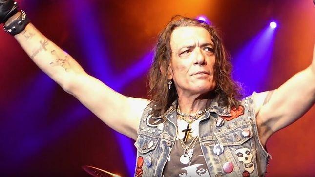 STEPHEN PEARCY ha tenuto un concerto privato, guarda il video con la performance