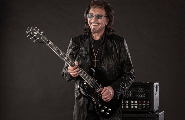 BLACK SABBATH: Tony Iommi mette all'asta oggetti personali per beneficenza